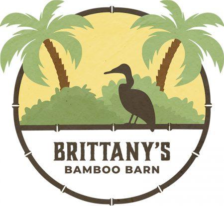 Brittany's Bamboo Barn Logo | Old Florida Furniture