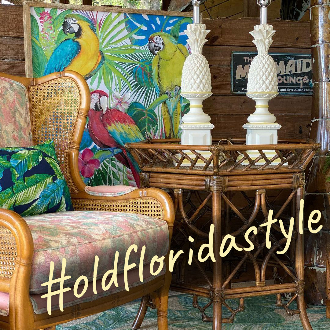Appointment Only Consignment Shopping | Brittany's Bamboo Barn Fort Myers Vintage Furniture Store