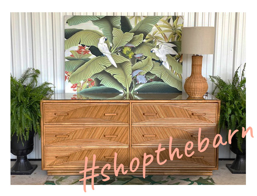 Old Florida Vintage Furniture & Décor | Brittany's Bamboo Barn